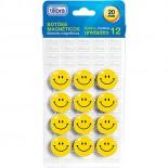 Imagem - Marcador Magnético Smile - Blister com 12 Unidades