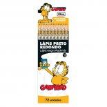 Imagem - Lápis Preto Redondo N.2 Garfield (Caixa com 72 unidades)