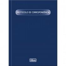 Imagem - Livro Protocolo de Correspondência Capa Dura 104fls