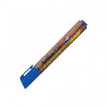 Marcador para Quadro Branco 157R Recarregável Azul