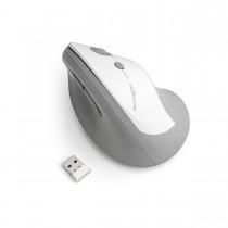 Imagem - Mouse Vertical ProFit® Ergo Sem Fio - Branco