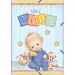 Imagem - Pasta A/E Bebê Masculino