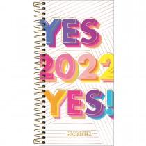 Imagem - Planner Espiral 11,9 x 24 cm Be Nice 90 G 2022 - Yes 2022 Yes - Sortido