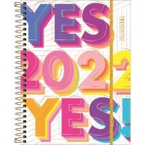 Imagem - Planner Espiral 17,7 x 24 cm Be Nice 90 G 2022 - Yes 2022 Yes - Sortido