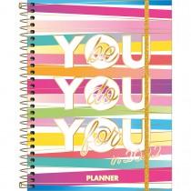 Imagem - Planner Espiral 17,7 x 24 cm Be Nice 90 G 2022 - You You You - Sortido