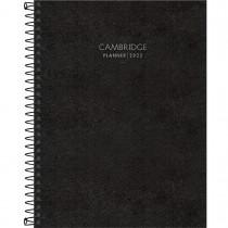 Imagem - Planner Espiral 17,7 x 24 cm Cambridge 90 G 2022