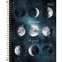 Imagem - Planner Espiral 17,7 x 24 cm Magic 2022 - The Moon Knows All My Secrets - Sortido