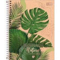 Imagem - Planner Espiral 17,7 x 24 cm Naturalis 2022 - Embrace Nature Fundo Rosa-Claro - Sortido