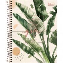 Imagem - Planner Espiral 17,7 x 24 cm Naturalis 2022 - Let Life Grow Fundo Bege com Quadriculado - Sortido