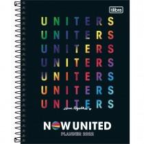 Imagem - Planner Espiral 17,7 x 24 cm Now United 2022 - Uniters Come Togethere - Sortido