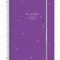 Imagem - Planner Espiral Grande Neon 2020 - Sortido
