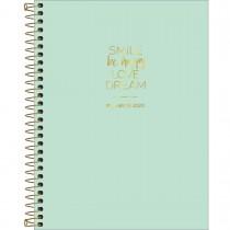Imagem - Planner Espiral Happy Verde 2020