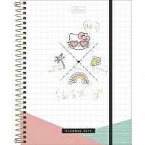 Imagem - Planner Espiral Hello Kitty 2019