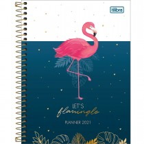 Imagem - Planner Espiral Médio Aloha 2021