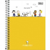 Imagem - Planner Espiral Snoopy 2021 - Sortido