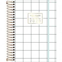 Imagem - Planner Espiral West Village 2020 - Sortido