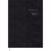 Imagem - Planner Executivo Costurado 20 x 27 cm Cambridge 2021