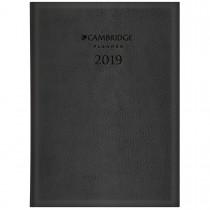 Imagem - Planner Executivo Costurado Cambridge Extra 2019