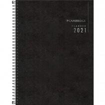 Imagem - Planner Executivo Espiral Grande Cambridge 2021
