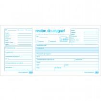 Imagem - Recibo de Aluguel Com Canhoto 50 Folhas (Pacote com 20 unidades)