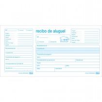 Imagem - Recibo de Aluguel Com Canhoto - 50 Folhas (Pacote com 20 unidades)