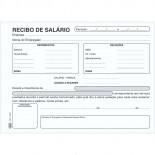 Imagem - Recibo De Salário - 100 Folhas