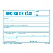 Recibo De Taxi - 50 Folhas