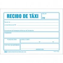 Imagem - Recibo De Taxi - 50 Folhas (Pacote com 20 unidades)