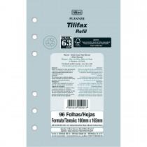 Imagem - Refil Free Planner 96 Folhas Tilifax Permanente