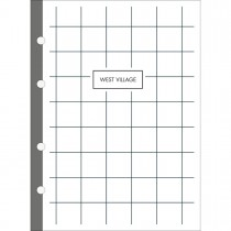 Imagem - Refil Tiliflex para Caderno Argolado Cartonado Colegial West Village 80 Folhas