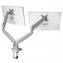 Imagem - Suporte de Mesa Ajustável para Dois Monitores - Sistema SmartFit