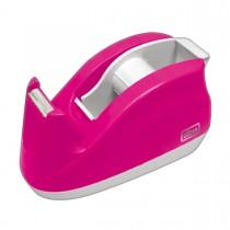 Imagem - Suporte para Fita Adesiva Escritório Rosa Neon