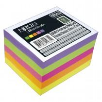 Imagem - Tilembrete Neon 92x82mm 600 Folhas - Tilibra