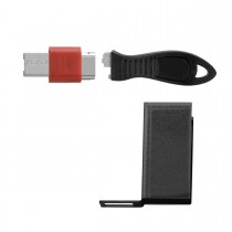 Imagem - Trava para Porta USB - Retangular