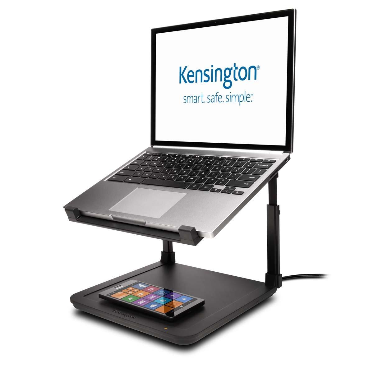 Apoio Para Notebook Com Carregador De Smartphone De