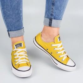 Imagem - Tênis Converse All Star Cano Baixo Amarelo