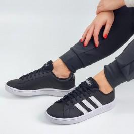 Imagem -  Tênis Adidas Grand Court Base Preto