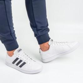 Imagem - Tênis Adidas Grand Court Base Branco / Preto