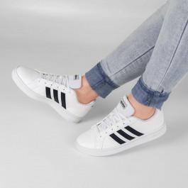 Imagem - Tênis Adidas Grand Court K Branco