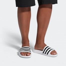 Imagem - Chinelo Slide Adidas Adilette Aqua Branco