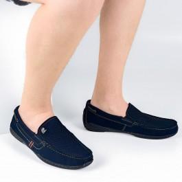 Imagem - Sapato Pegada 141402 Marinho