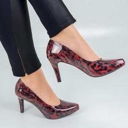 Imagem - Sapato Usaflex Ac3802 Vermelho