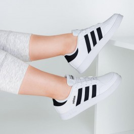 Imagem - Tênis Adidas Breaknet Branco / Preto