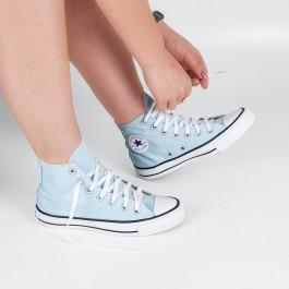 Imagem - Tênis Converse All Star Cano Alto Azul