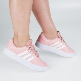 Imagem - Tenis Adidas Court Bold Rosa