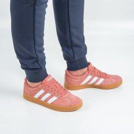Imagem - Tênis Adidas VL Court 2.0 Rosa