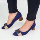 Sapato Usaflex V4224 Marinho