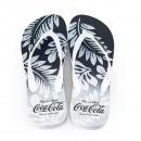 Chinelo Coca-cola Cc3033 Hapuna Branco