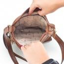 Bolsa Andrea Vinci 024 Caramelo