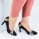 Sapato Usaflex V4802 Preto